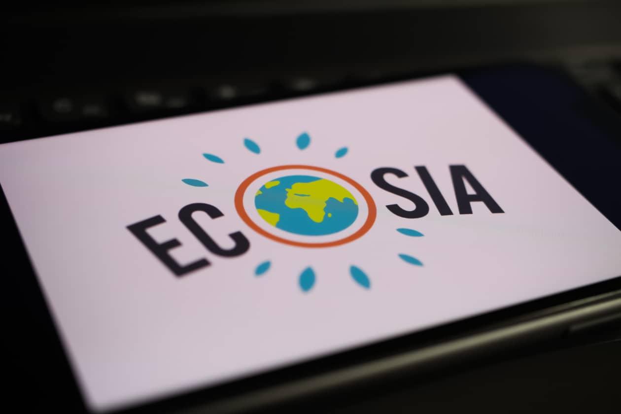 環境保護につながる検索エンジンのエコシア