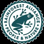 rainforest alliance認証