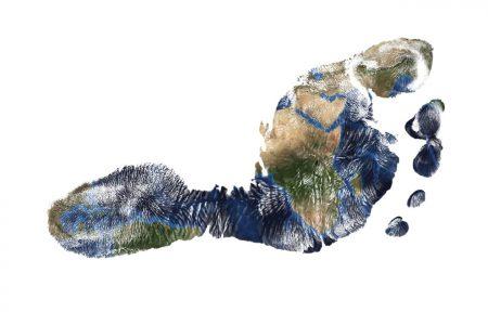 ecological footprintと持続可能性
