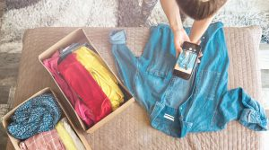 Ethical fashion, shop secondhand and sell