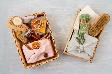Two Ethical Gift boxes