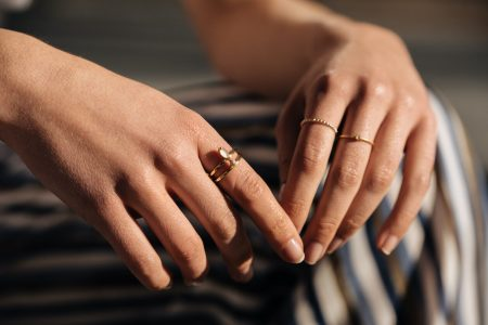 Ethical Jewelry - Gold Rings