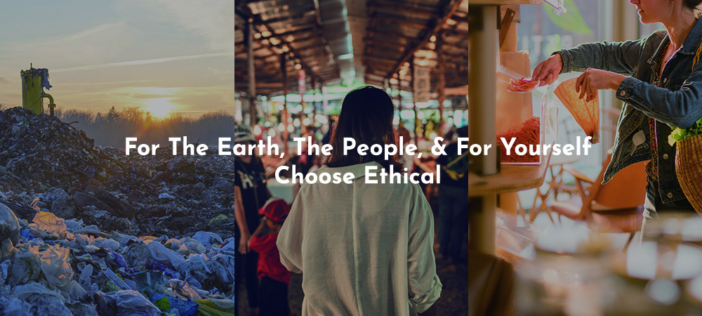 人と社会、地球環境、地域のために今できること