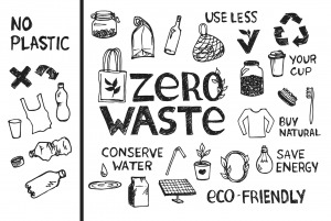 Plastic Free Tips Drawing