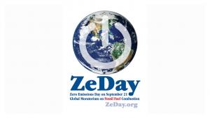 Zero Emission Day Poster