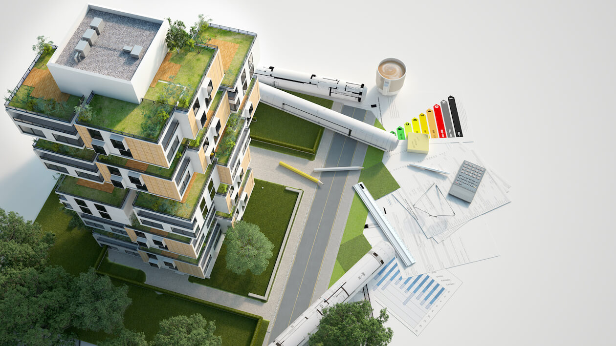 Future clean building to help tackle the waste management challenges