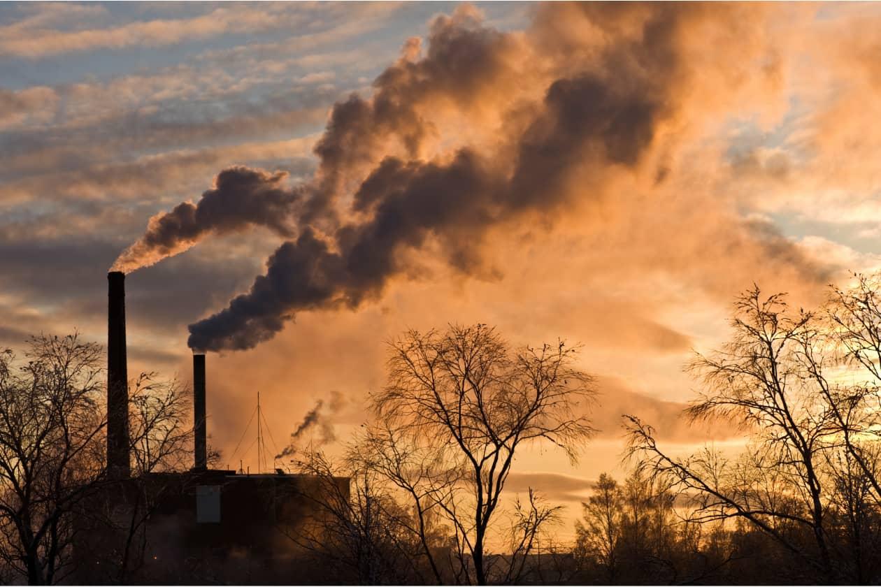 地球温暖化の未来予測シミュレーション