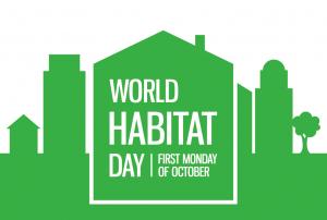 World Habitat Day Poster