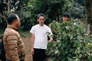 Bikascoffeeの原点であるハルパン村での1枚