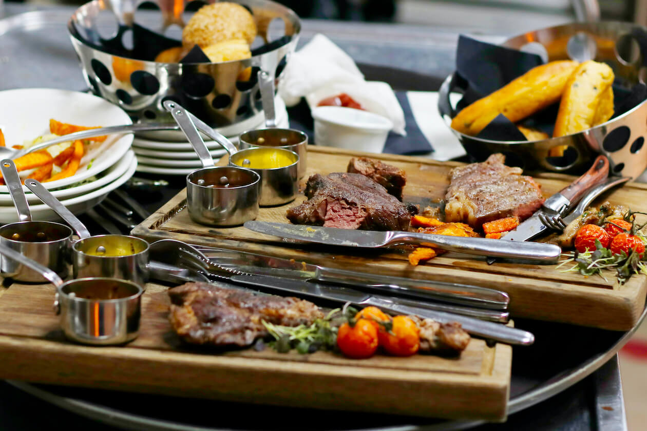 Restaurants wasting food