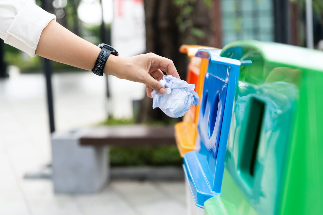 Recycling is part of zero waste movement but alone is not enough