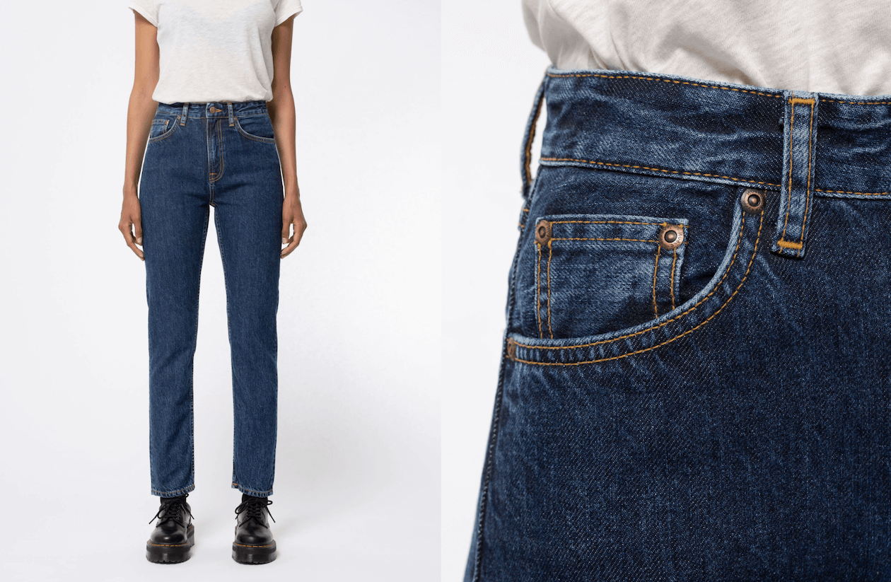 Eco friendly Jeans: Nudie Jeans