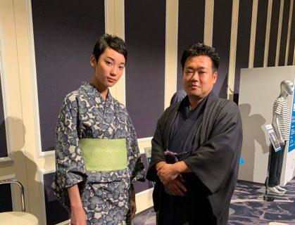サーキュラーファッションの第一人者鈴木素さんとCOVEROSS®