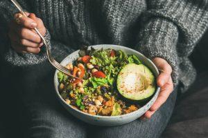 ビーガン、ベジタリアン、フレキシタリアンが食べる菜食