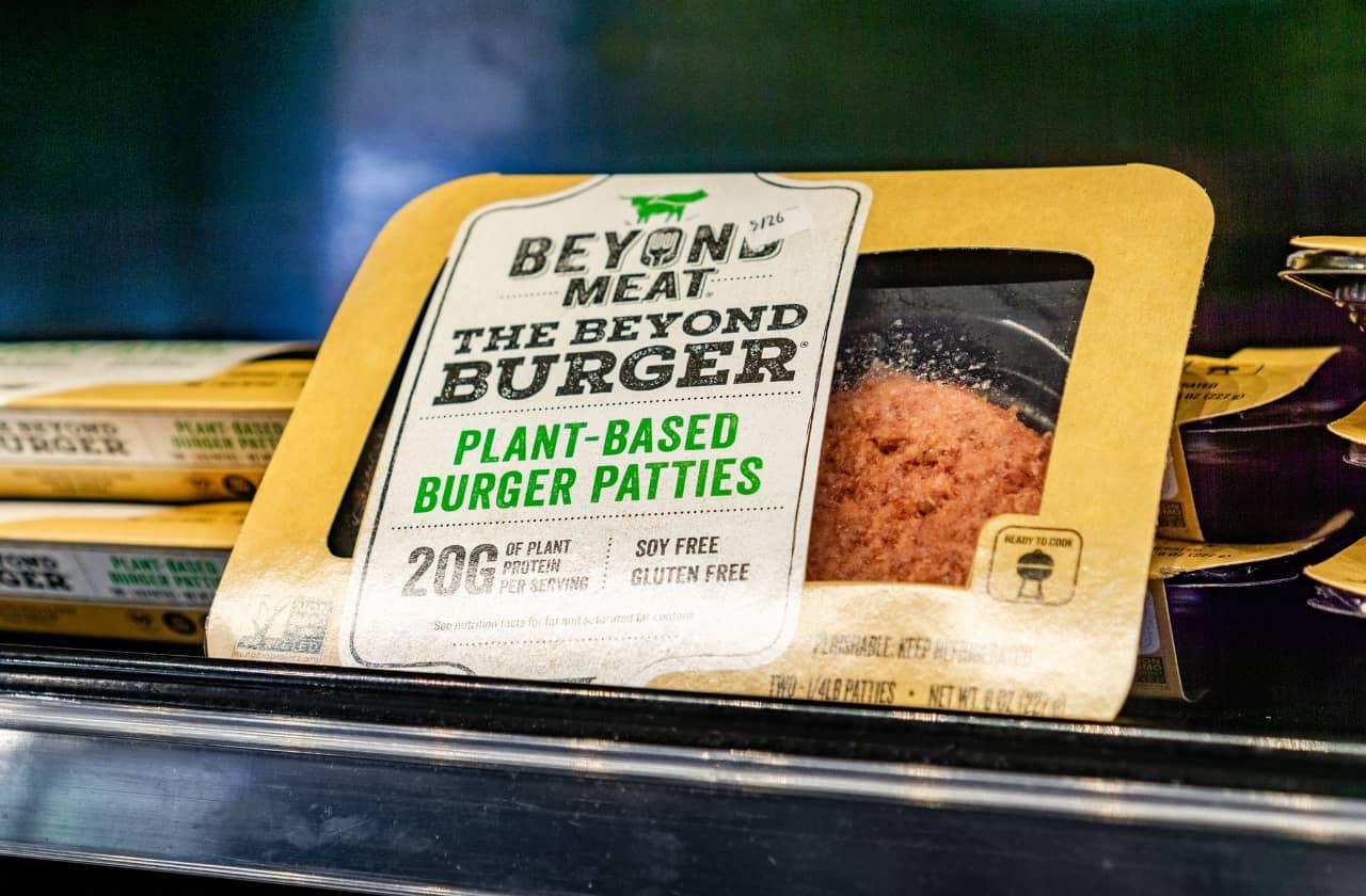米beyond meat社