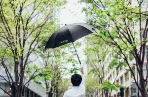傘を使い捨てる時代が終わることを見据えるアイカサ丸川さん