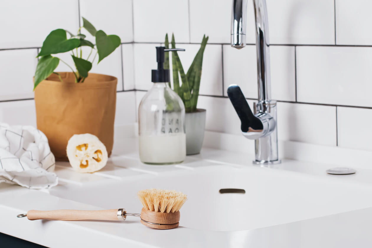 Zero Waste Home Product for Bathroom