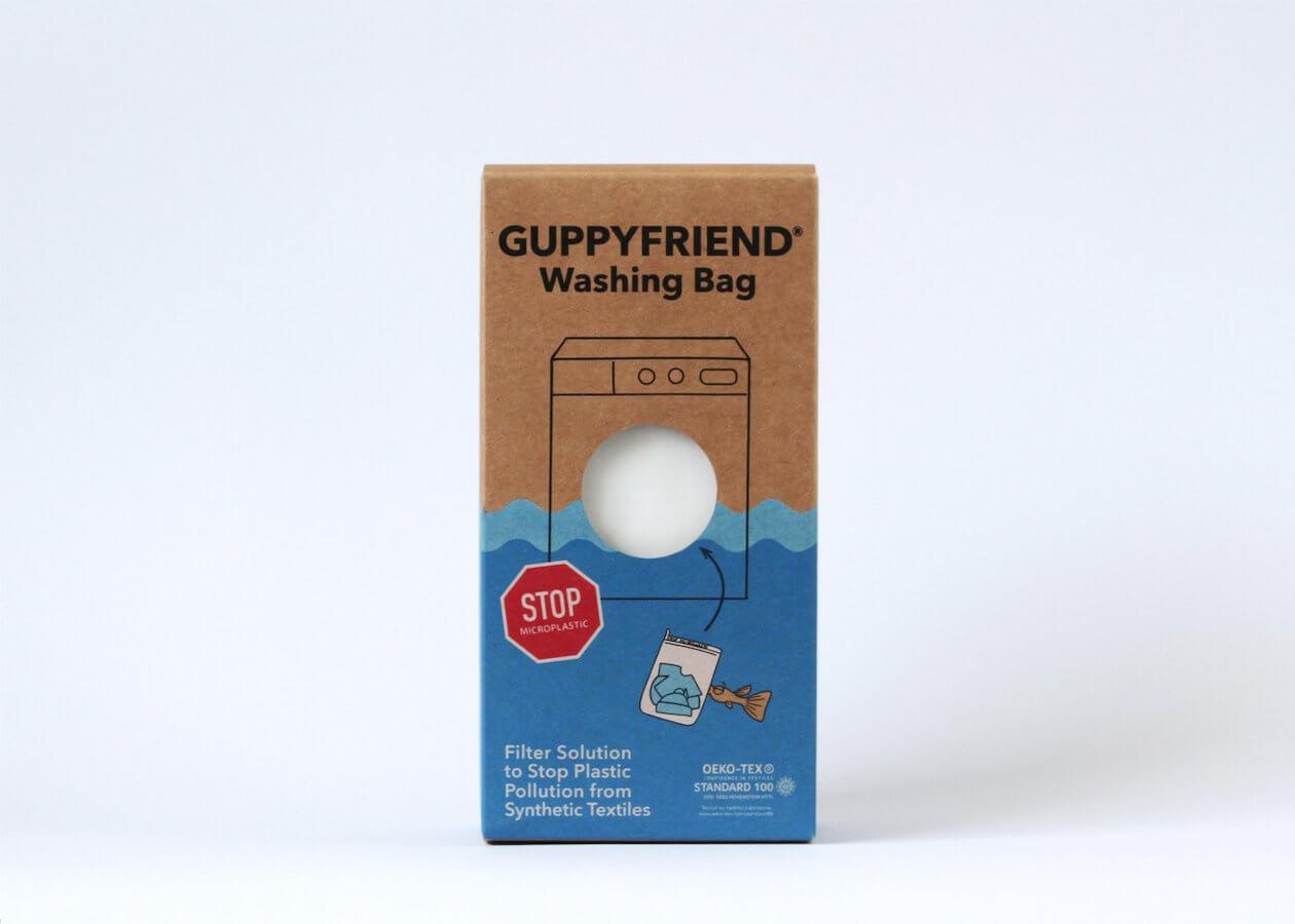Eco Friendly Product: Guppyfriend Washing Bag