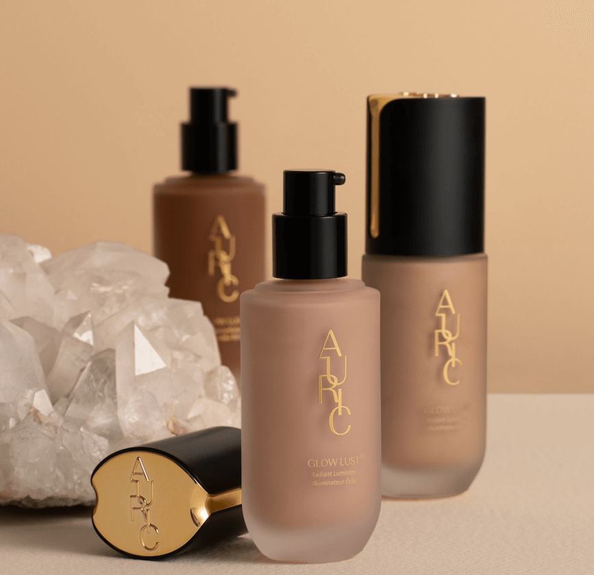 Glow Lust by Auric (cruelty free makeup products)