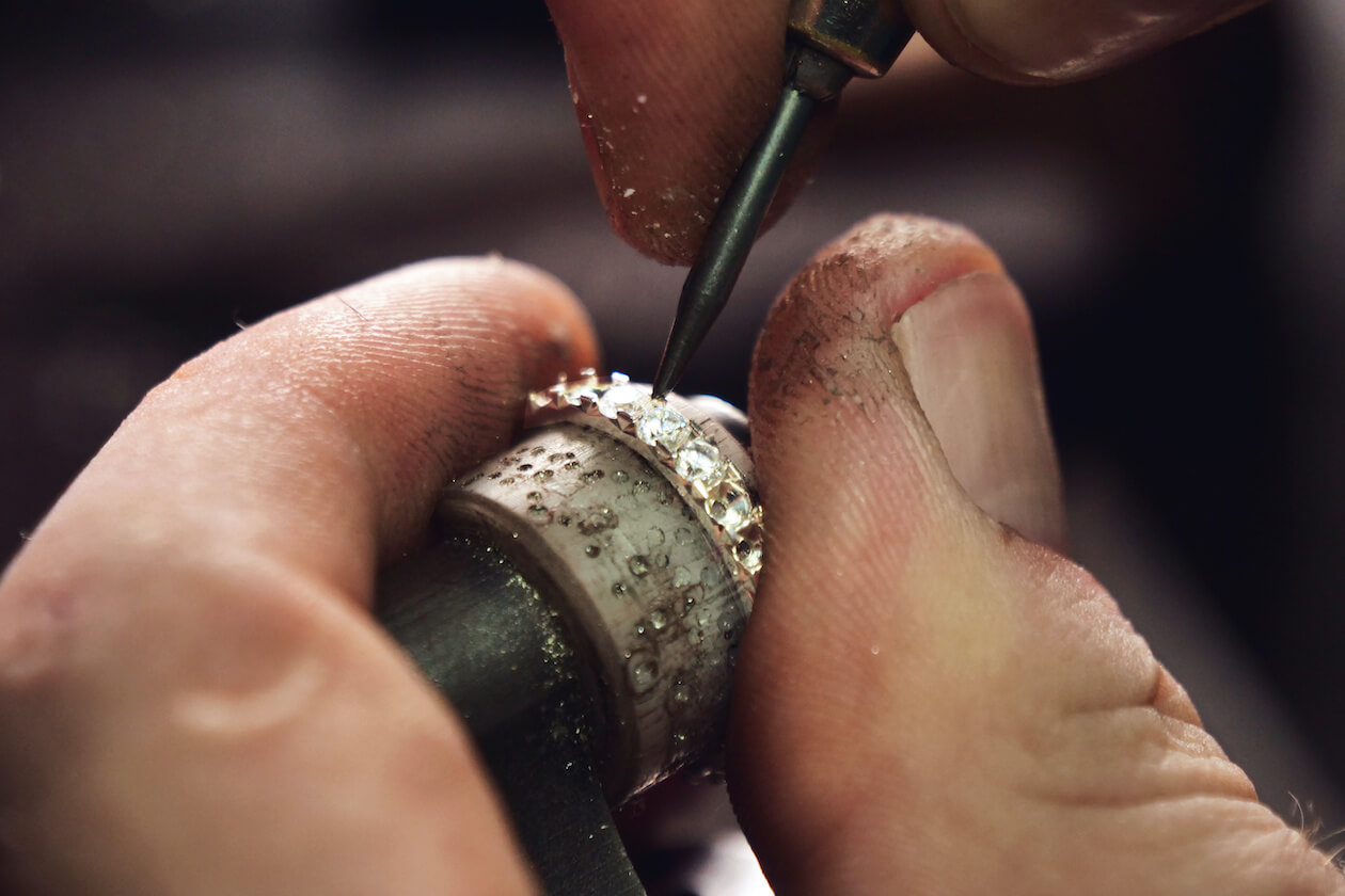 Eco-friendly Jewelry: diamonds