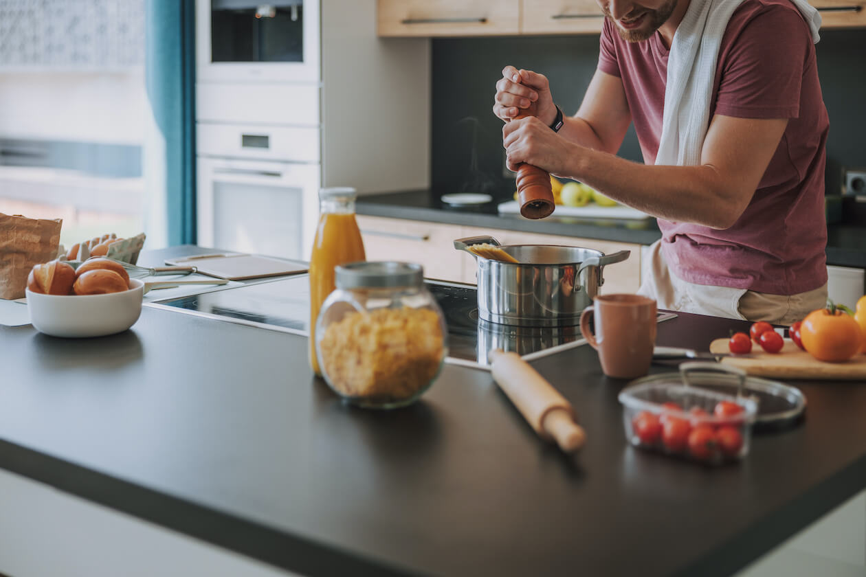 Eco-friendly Kitchen Products: cooking