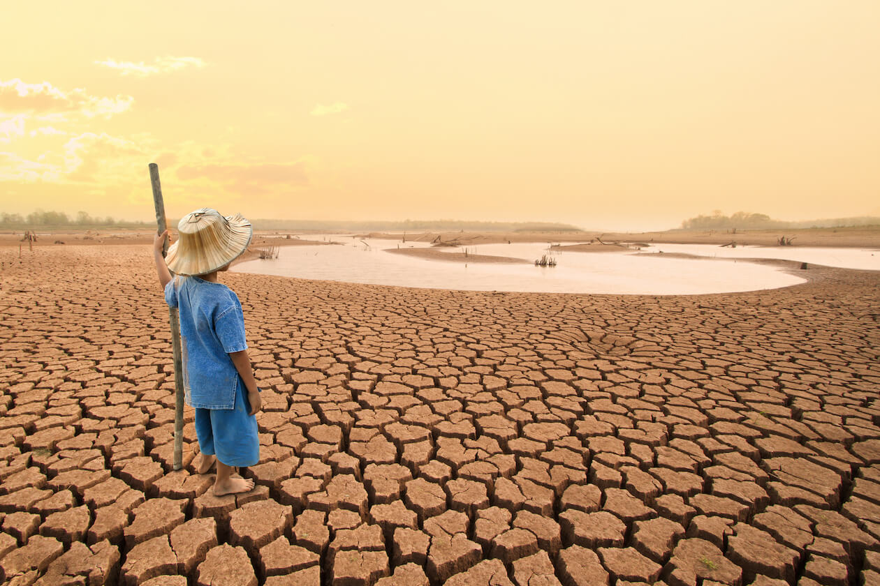Sustainable Development Goal 13: Climate Change: Drought