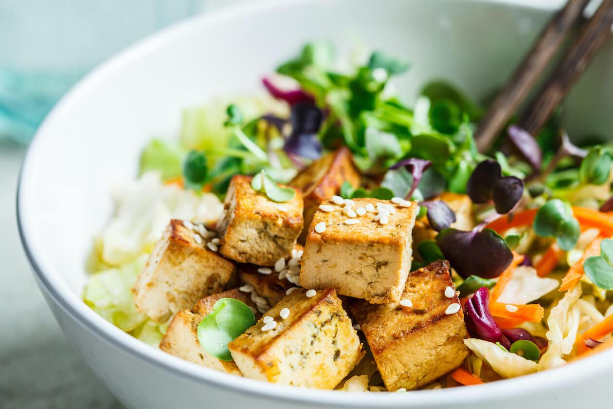 Vegan Food: Tofu