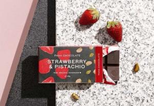 pana organicのチョコレート