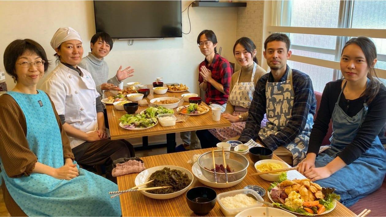 ブイクックの料理教室