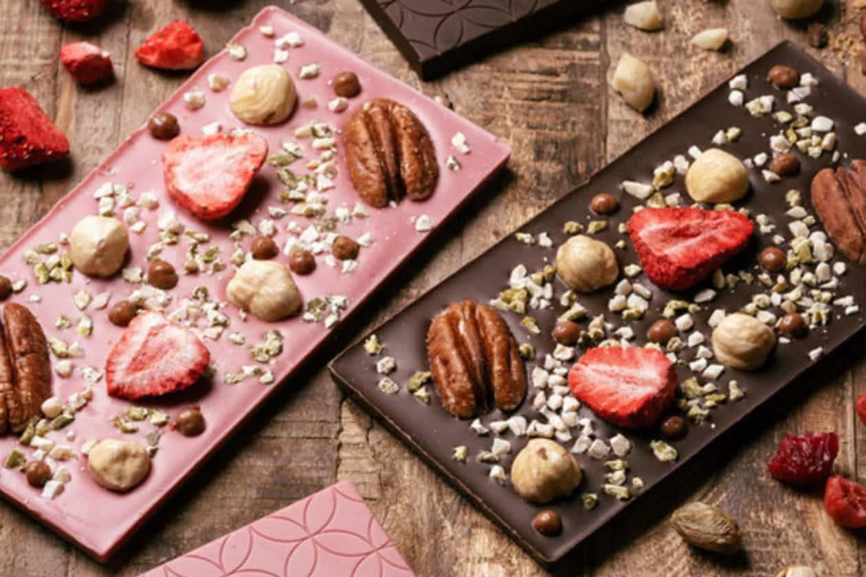 りゆうのチョコレート