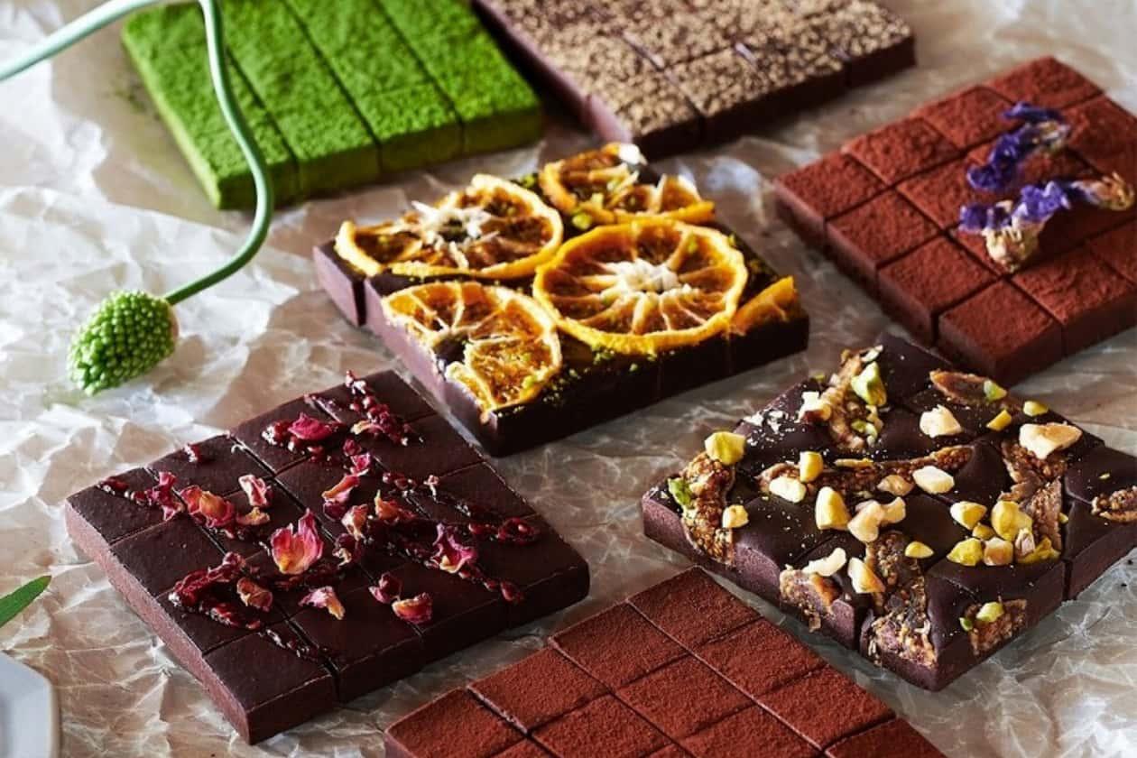 ココシュシュのチョコレート