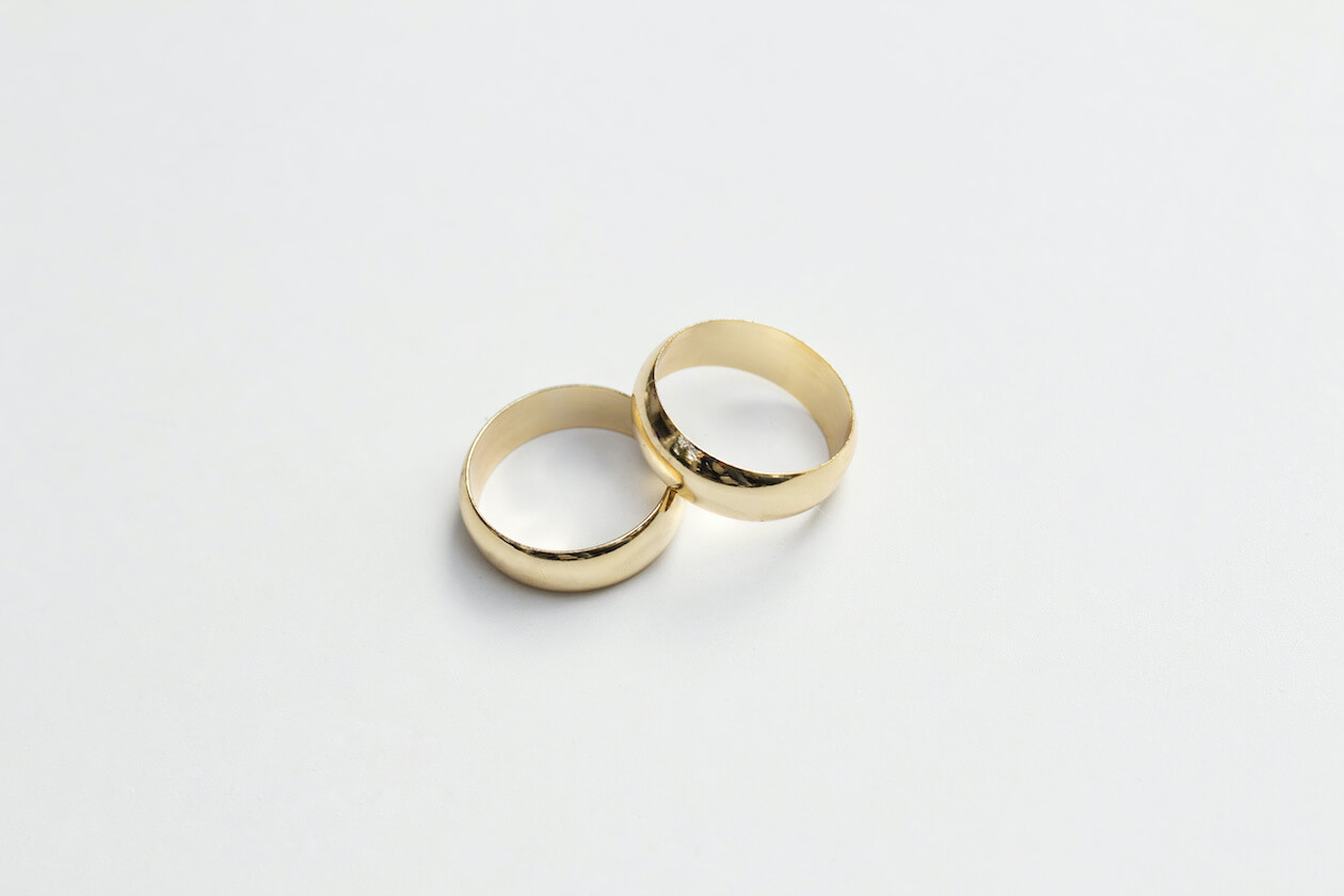 Fair trade jewelry - gold rings
