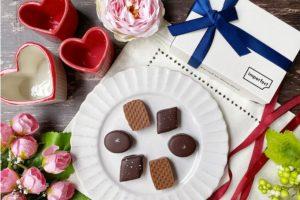 インパーフェクトのチョコレート