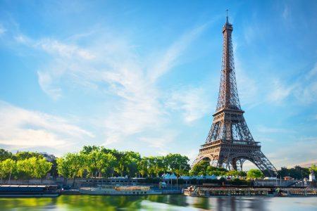 パリ協定が取り決められたフランスの首都、パリ