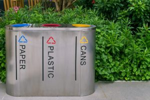 Recycling is another important factor for waste management