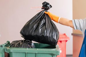 Waste Management is important as it helps us sort our trash