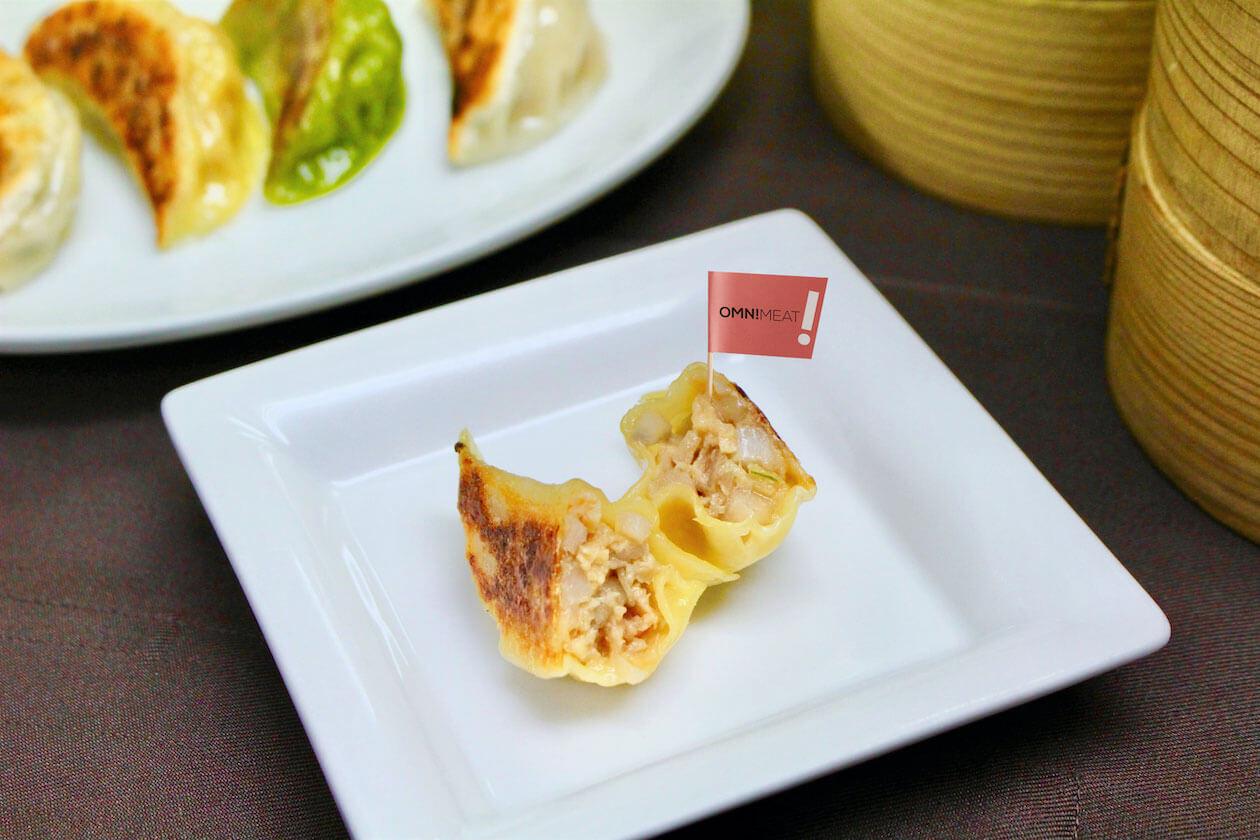 天津飯店で食べられるオムニミート