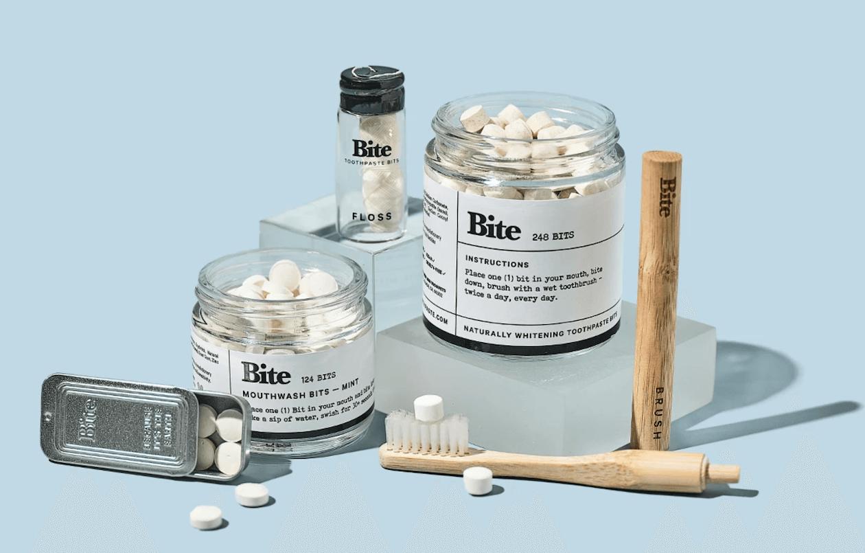 Bite Toothpaste Bit - Daily Habit Set