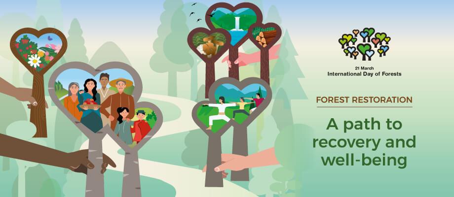 International Forest Day 2021 Web Banner
