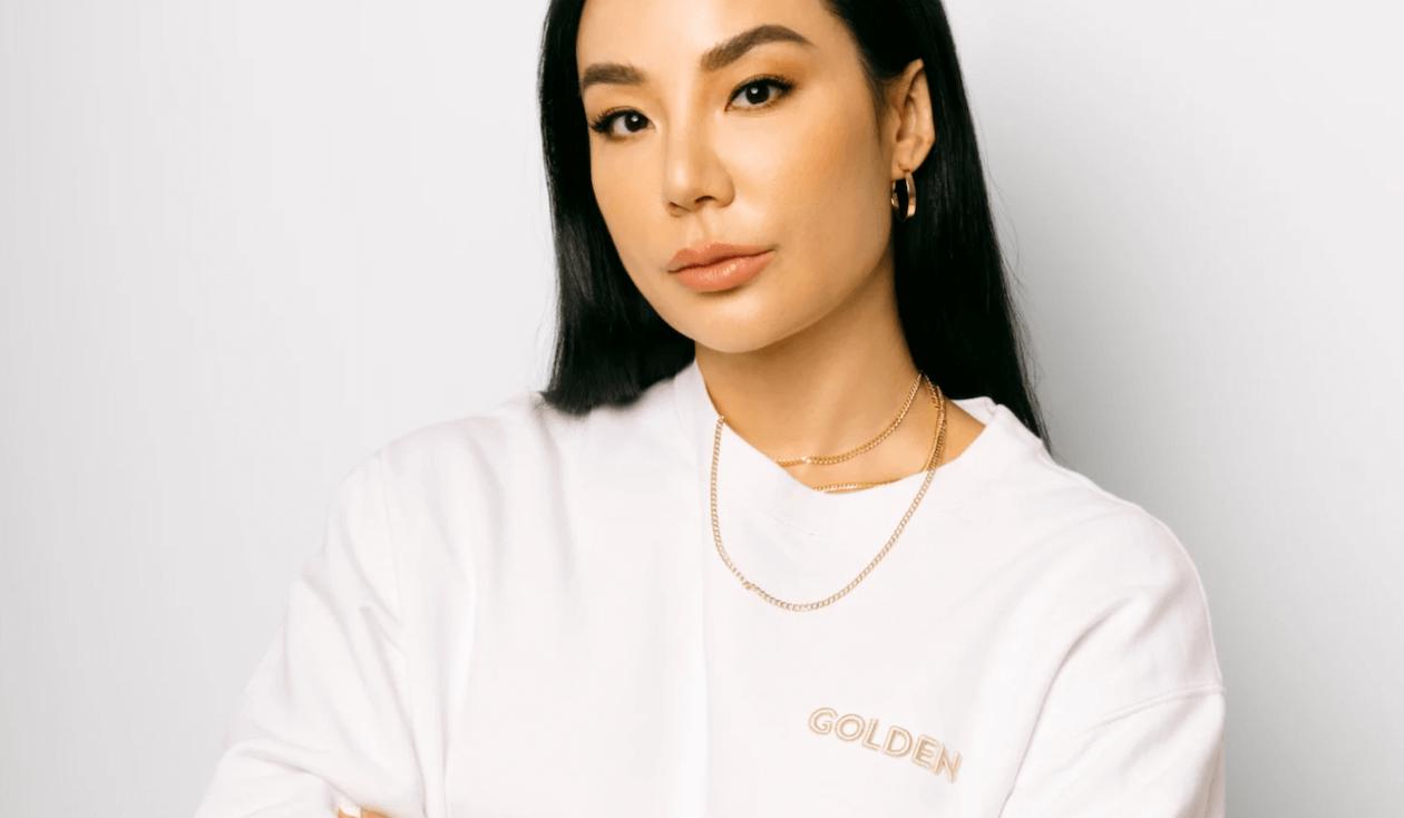 Mejuri - Lindsay Jang for Golden Campaign photo