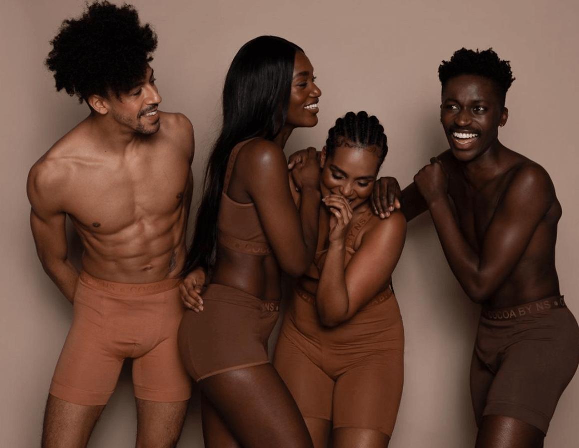 Nubian Skin - Black Women-owned brand