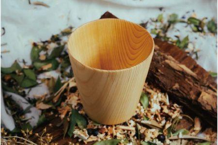 日本の森林を守るカップ