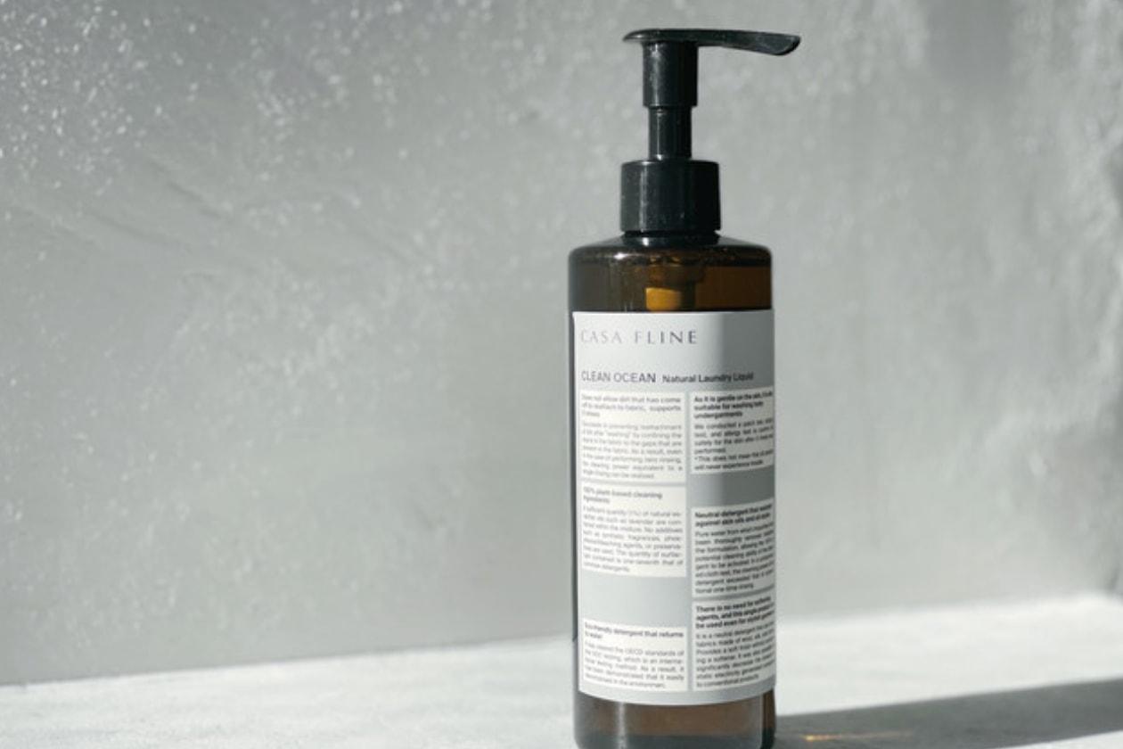 カーサフランのエシカル洗剤