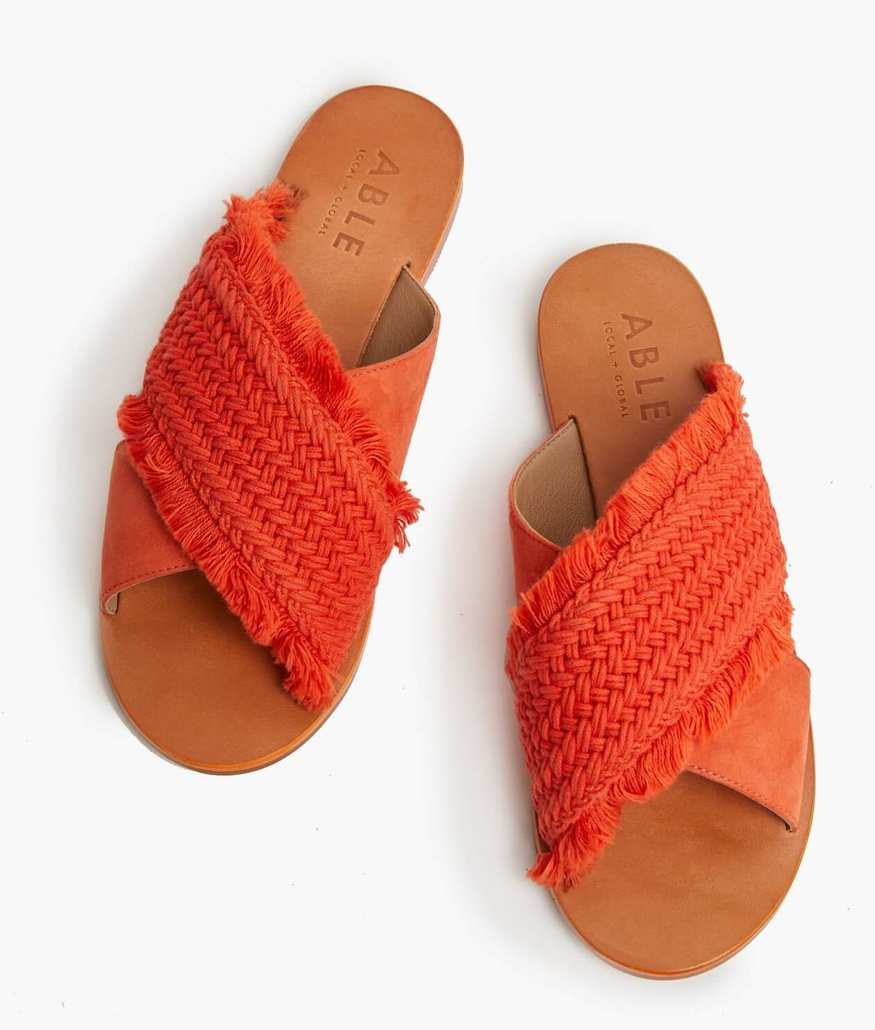 Able Women's Sandals - ethical shoes choice