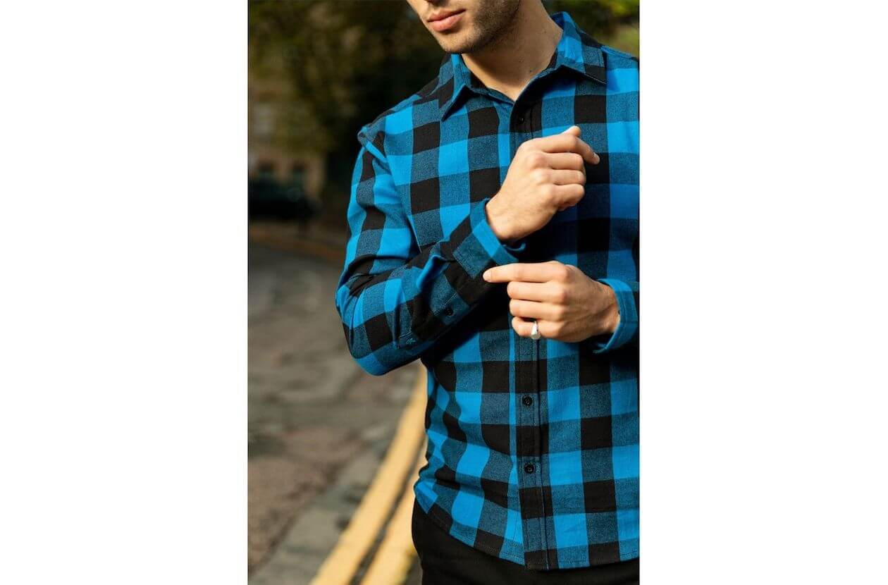 Men's Ethical Shirt by Absolutely Bear