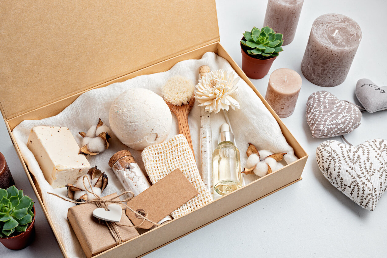 Zero waste product for ethical gift ideas