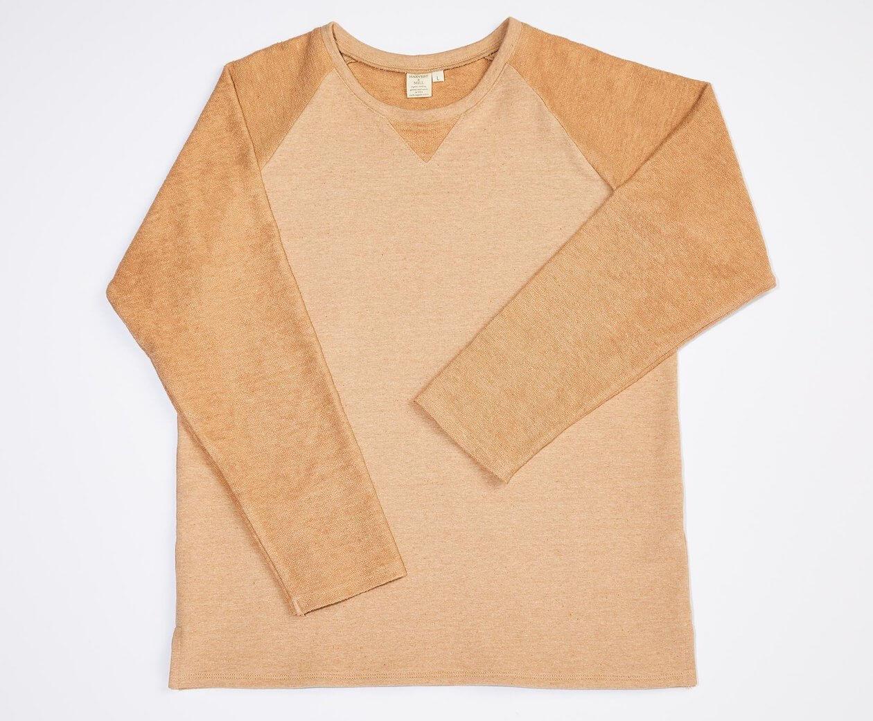 Harvest & Mill's limited edition sweatshirt
