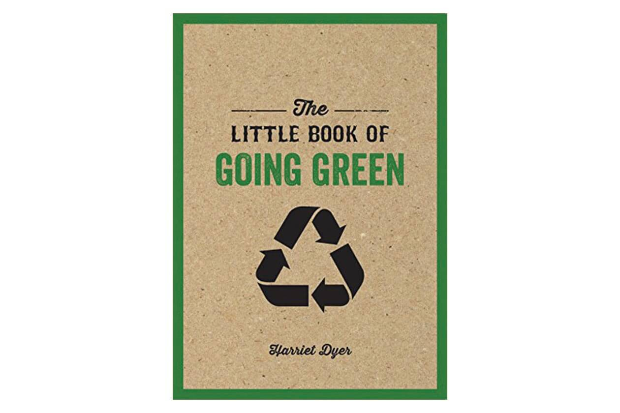 The Little Book of Going Green book cover