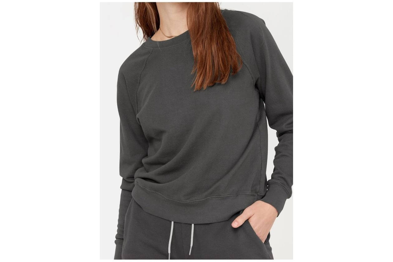 Charcoal Sweatshirt from MATE the Label