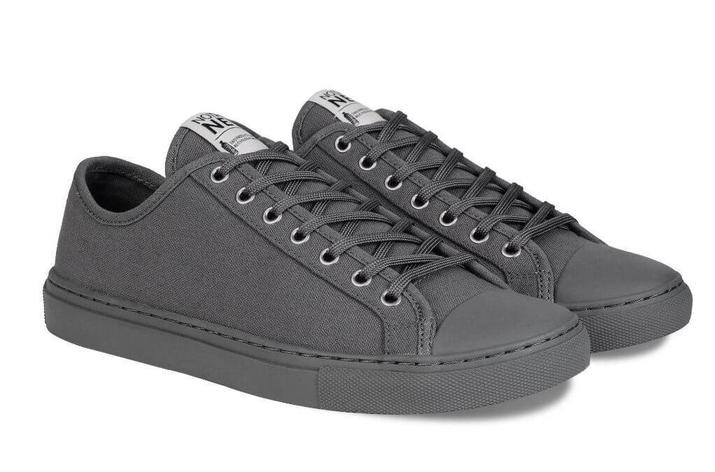 Nothing New's ethical shoes - low top sneakers